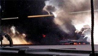 Diez muertos y 21 heridos en el accidente del F-16 griego en la base de Los Llanos, Albacete