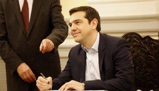 Tsipras, nou primer ministre de Grècia