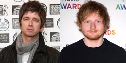 Foto: Ed Sheeran zanja la polémica invitando a Noel Gallagher a sus conciertos en Wembley (GETTY)