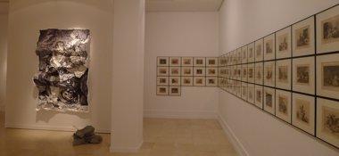 Foto: Marta Mantecón analiza el 'Goya en blanco y negro' en el MAS (MAS)
