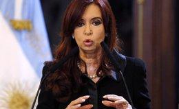 Foto: Fernández de Kirchner propone la disolución de la Secretaría de Inteligencia (REUTERS)