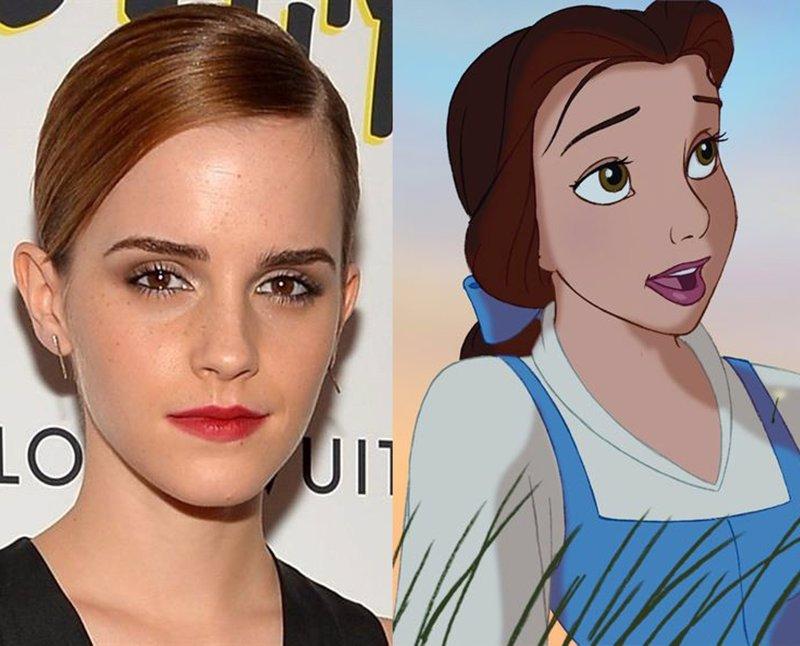 Emma Watson y Bella