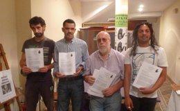 """Foto: SOS Racismo aporta documentos contra las """"falsedades"""" de Maroto (PP) y pide que se disculpe por sus mensajes """"racistas"""" (EUROPA PRESS)"""