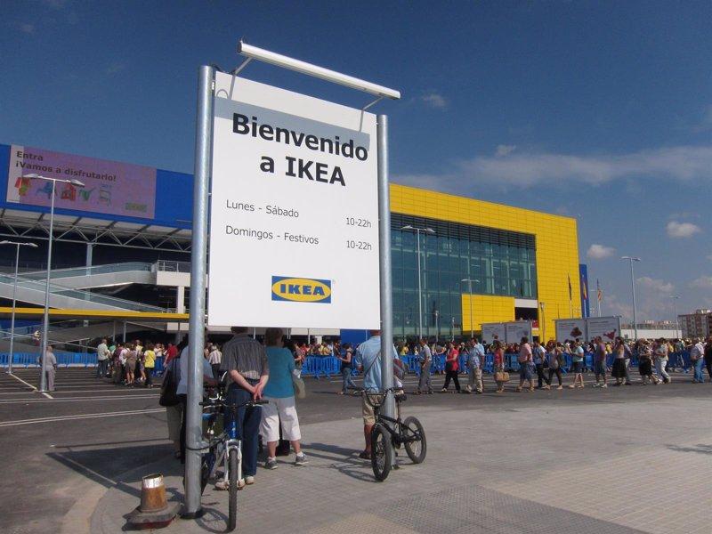 Ikea presenta un recurso contencioso para poder abrir ... - photo#1
