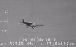 Foto: Vídeo: un piloto salva su vida tras quedarse sin combustible en pleno vuelo sobre el mar (GUARDIA COSTERA DE ESTADOS UNIDOS)