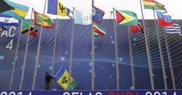 Foto: La CELAC, ante el reto de su consolidación definitiva (ENRIQUE DE LA OSA / REUTERS)