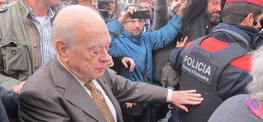 Foto: Jordi Pujol cita ante la juez un manuscrito de su padre sobre su legado sin aportarlo (EUROPA PRESS)