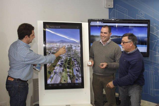 Foto: Marbella desarrolla una aplicación para orientar e informar a turistas y residentes