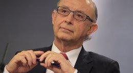 Foto: Montoro espera cumplir con el objetivo de déficit del 5,5% (EUROPA PRESS)
