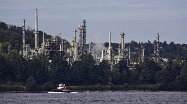 Foto: El cierre de refinerías alcanza las 54 desde el inicio de la crisis