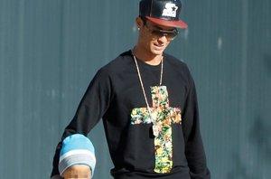 Foto: Cristiano Ronaldo se vuelca en su hijo tras su ruptura con Irina Shayk (JOSÉ VELASCO)