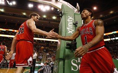Foto: Chicago acaba con la racha histórica de los Warriors (USA TODAY SPORTS / REUTERS)