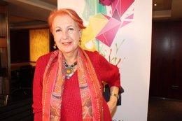 Foto: Rosa María Calaf presenta los Premios Solidaridad de Cruz Roja Salamanca (EUROPA PRESS/UMA)
