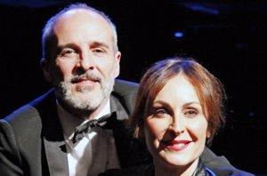 Foto: Ana Milán y Fernando Guillén Cuervo, pura química dentro y fuera del escenario (EUROPA PRESS)