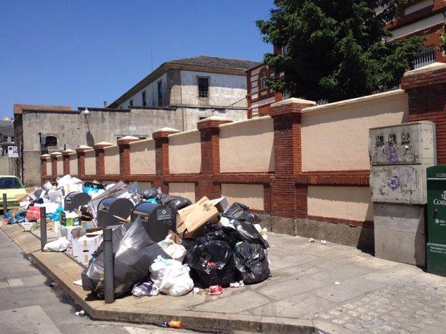 Foto: El Ayuntamiento de Lugo confirma la sanción de 30.000 euros a Urbaser por la huelga de la basura del verano de 2014