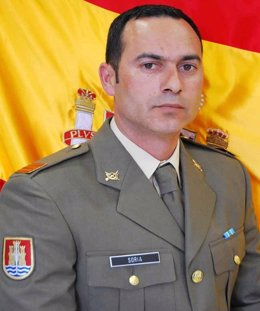 Foto: El militar español fallecido en Líbano se encontraba en un puesto de vigilancia cuando ha ocurrido el ataque (MINISTERIO DE DEFENSA)