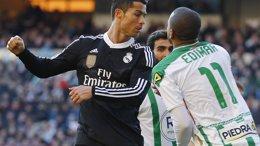 Foto: Competición sanciona con dos partidos a Cristiano Ronaldo (MARCELO DEL POZO / REUTERS)