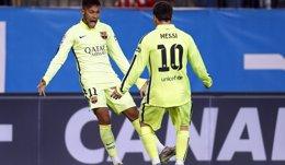 Foto: Crónica del Atlético de Madrid - Barcelona, 2-3 (SERGIO PEREZ / REUTERS)