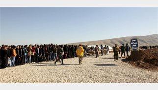 El Estado Islámico destruye con explosivos parte de la antigua muralla de Nínive