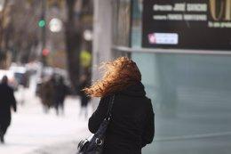 Foto: Alerta amarilla por viento en Aragón (EUROPA PRESS)