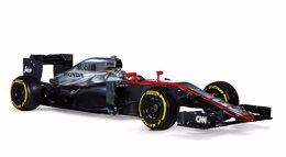 Foto: Fórmula 1.- McLaren desvela el diseño de su nuevo coche MP4-30 (MCLAREN)