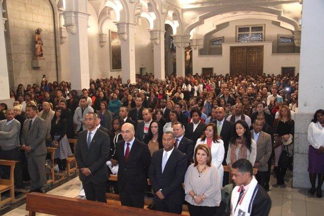 Foto: República Dominicana celebra el Mes de la de la Dominicanidad 2015 en España
