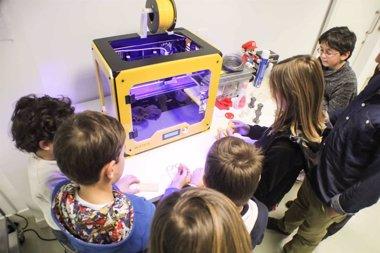 Foto: El Almacén de las Artes impartirá nuevos talleres de impresión en 3D (AYTO)