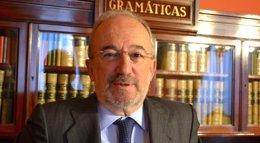 Foto: El jurista Santiago Muñoz Machado, nuevo secretario de la RAE en sustitución de Darío Villanueva (EUROPA PRESS)