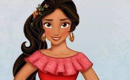 Foto: EEUU.- Disney presenta a 'Elena de Avalor', su primera princesa latina (DISNEY)