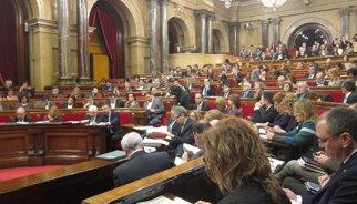 El Parlament reobre els treballs de la llei electoral sense aspectes d'acord sobre el sistema