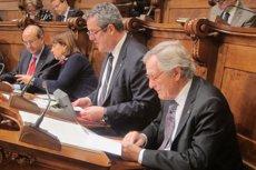 Foto: L'Ajuntament de Barcelona no aconsegueix acordar una declaració conjunta sobre el 4F (EUROPA PRESS)