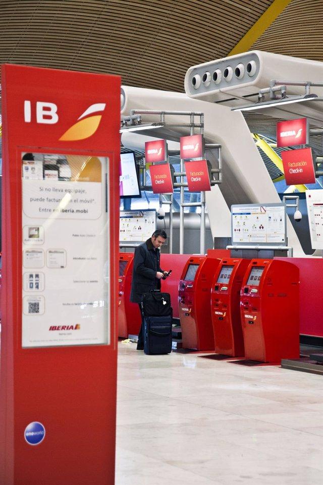 Foto: Iberia amplía su acuerdo de código compartido con airberlin