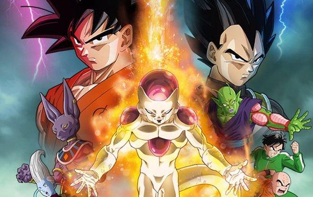 Foto: La nueva película de Dragon Ball Z, en IMAX