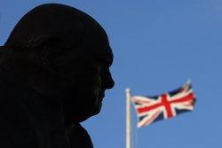 50 Aniversario Funeral De Winston Churchill
