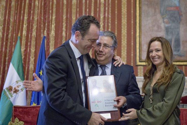Foto: Diecisiete años sin Alberto y Ascen