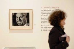Foto: Homenaje a Gil de Biedma tras 25 años de su muerte (EUROPA PRESS/AYUNTAMIENTO MÁLAGA)