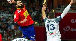 Foto: España pierde ante Francia y se queda fuera de la final mundialista (JUAN LUIS RECIO)