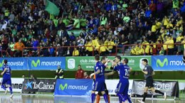 Foto: El Inter Movistar se exhibe ante el DLink Zaragoza (INTER MOVISTAR)