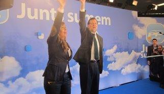 Rajoy torna aquest dissabte a Barcelona per presumir de la seva reforma fiscal