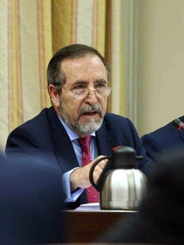 Foto: Barranco ya no es diputado de la Asamblea de Madrid tras haber presentado su renuncia (EUROPA PRESS)