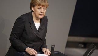 Merkel es nega a condonar part del deute de Grècia