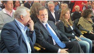 """Rajoy acusa Mas de perjudicar la recuperació avançant eleccions """"per interès de partit"""""""