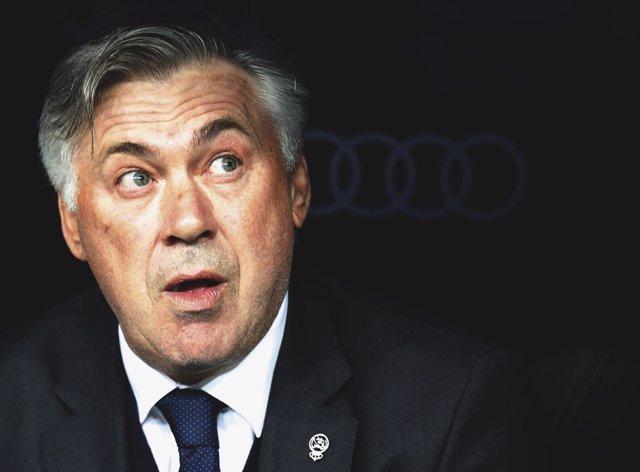 """Foto: Ancelotti: """"No quiero nada más de Bale, lo ha hecho muy bien"""""""