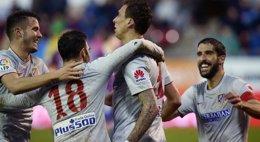 Foto: Crónica del Eibar - Atlético de Madrid, 1-3 (REUTERS)