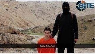 Publicado un vídeo del Estado Islámico con la decapitación del japonés Kenji Goto