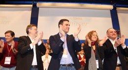 Foto: Sánchez clausura hoy la conferencia con la que el PSOE busca centrarse en las propuestas y alejar el ruido interno (PSOE)