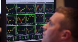 Foto: Los 'robots depredadores de mercados' que controlan la economía mundial (REUTERS)