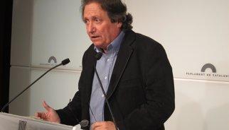 Jaume Bosch (ICV) deixarà el Parlament després de 12 anys marcats per l'Estatut