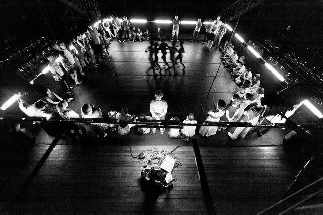 Foto: El festival 'Escenas do Cambio' convierte a Santiago durante un mes en capital del teatro, danza y artes en movimiento