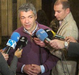 Foto: Amorós (ERC) dice que el anhelo de cambio político en Cataluña lo expresa la independencia (EUROPA PRESS)